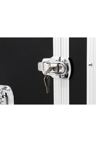 Drawbolt latches and key