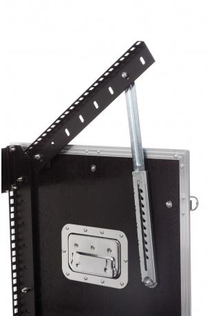 Montante rack superiore con alzata regolabile