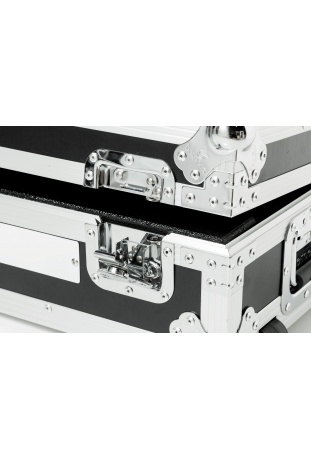 Removable cover with rear hinges