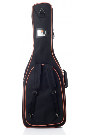 Hidden adjustable double strap, with professional hooks