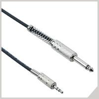 Cavi per dispositivi elettronici - jack Ø 3,5 mm TRS - jack Ø 6,3 mm