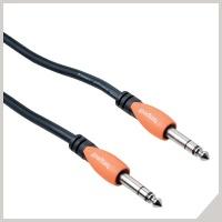Instrument cables - Ø 6,3 mm jack TRS - Ø 6,3 mm jack TRS