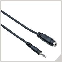 Cavi prolunghe - jack stereo Ø 3,5 mm - presa jack stereo Ø 3,5 mm