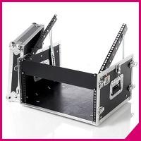 "Flight cases 19"" serie Standard con portamixer"