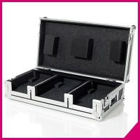 Flight cases per DJ consolle