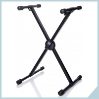 Keyboard and mixer stands