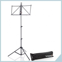Foldable music stands