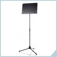 Music stands with removable board