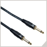 Instrument cables - Ø 6,3 mm jack - Ø 6,3 mm jack