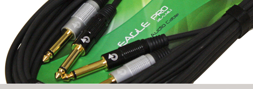 Bespeco Eagle Pro cable series
