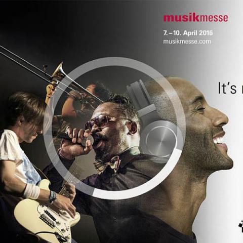 Bespeco @ Musikmesse 2016 - Hall 11.0/E65