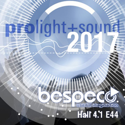 Bespeco Professional - Prolight+Sound 2017 - Frankfurt