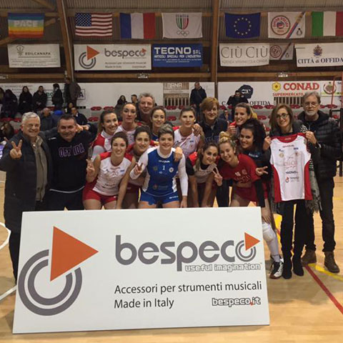 Bespeco @ Marche International Volley Cup