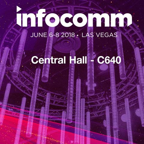 Bespeco @ Infocomm 2018 - Las Vegas