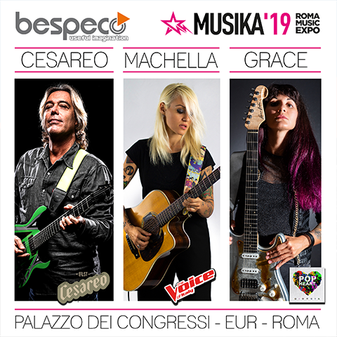 Bespeco @ Musika Expo 2019