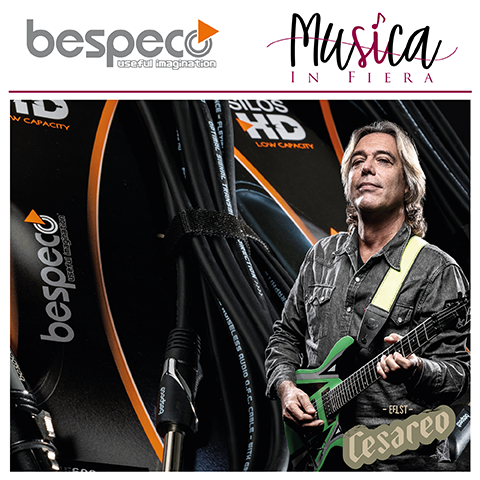 Bespeco @ Musica in Fiera - Chieti